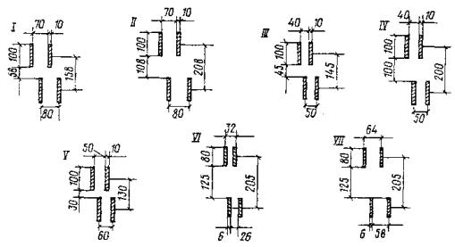 2.16. В вентиляторных градирнях применяются три типа оросительных устройств: пленочные, капельные и брызгальные.