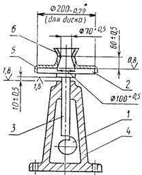 Схема мешалки для перемешивания цементного раствора.