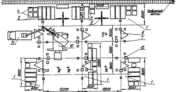 Технологическая карта монтажа выключателей ВВДМ-330Б-503150, ВВБ-500А-35,52000, ВВБ-750-403150.