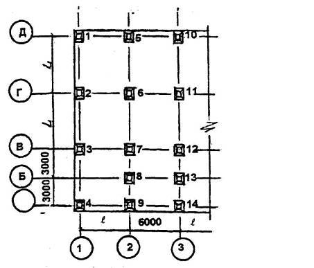 Операционно-технологическая карта на монтаж железобетонных конструкций по территориальному каталогу ТК1-3021 для...