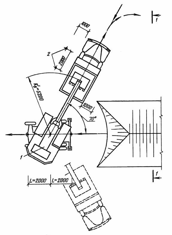 Разработка...  Схема операционного контроля качества.  Рис.16.  Схема производства погрузочных работ из штабеля...