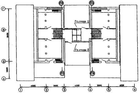 Схема обвязки котла с приставкой на систему ГВС.